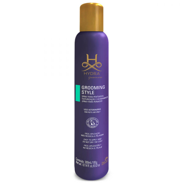 Pet Society Hydra Groomer Style Texturizing Finishing Spray