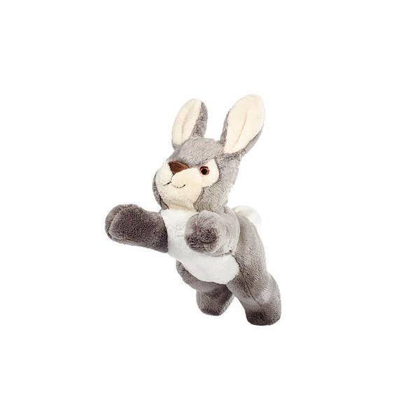 "Fluff and Tuff Jessica Bunny 7"" Dog Toy"