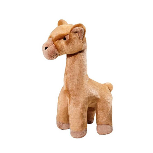 "Fluff and Tuff Tina Alpaca 13"" Dog Toy"