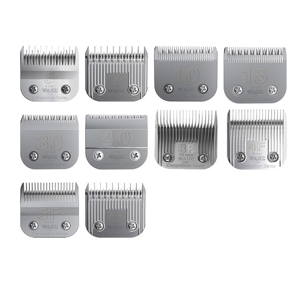 Wahl Competition Series Detachable Blades