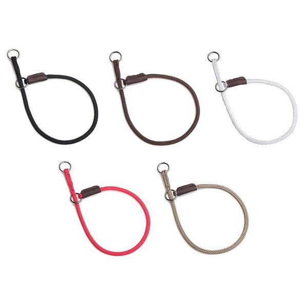 Mendota British Style Show Slip Collar
