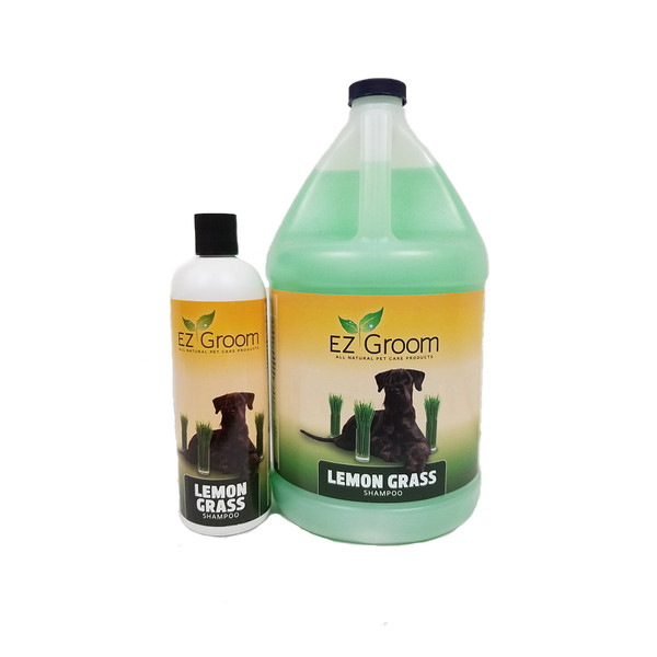 E-Z Groom Lemon Grass Shampoo