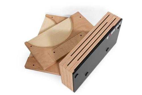 Flywheel Holder Sections
