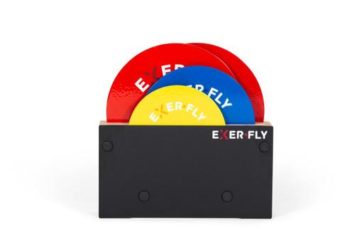 Flywheel Holder (4 Flywheels)