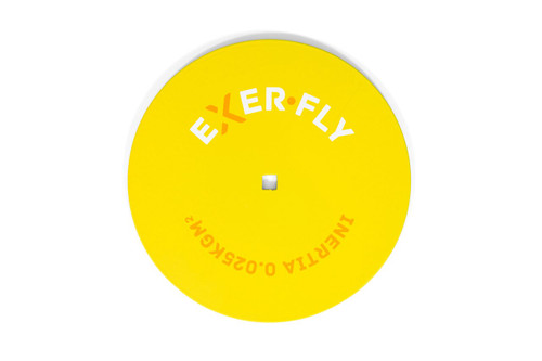Flywheel - Inertia 0.025