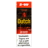 Dutch Masters Cigarillos Sweet Fusion Foil Pack