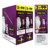 White Owl Cigarillos Grape