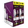 White Owl Cigarillos Grape Box