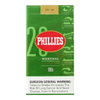 Phillies Filtered Cigars Menthol Pack