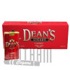 Dean's Large Cigars Cherry 100 carton & pack