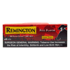 Remington Filtered Cigars Full Flavor Box