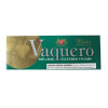 Vaquero Filtered Cigars Menthol carton
