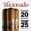 Montecristo Espada Quillon rank 20. Top 25 cigars of 2015