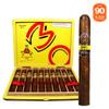 Montecristo Epic Churchill Rated by Cigar Aficionado