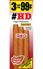 Good Times Cigarillos #HD Red foilpack