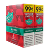 Swisher Sweets Cigarillos Wild Rush Box