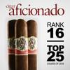 AVO Syncro Nicaragua Toro. No. 16 on top 25 of Cigar Aficionado