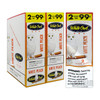 White Owl Cigarillos White Peach Box and Foil Pack