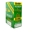 Splitarillos Cigarillos Cali Green Box