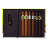 Macanudo Gift Set With Lighter Box Open