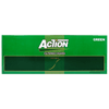 Action Filtered Cigars Green 100's Box