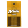 Action Filtered Cigars Gold 100's  Pack