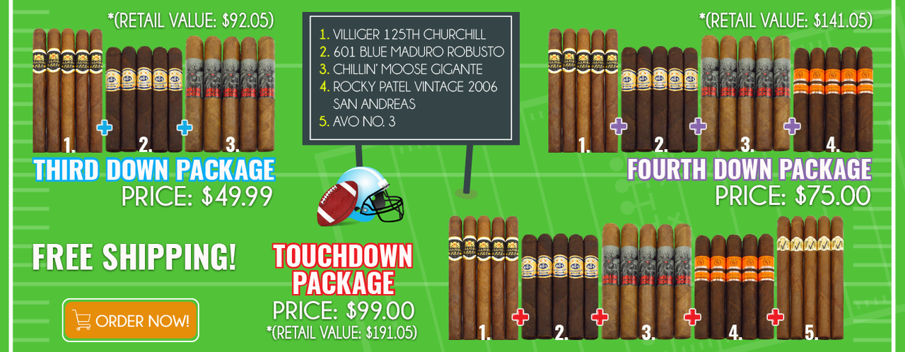 Gotham Cigars Bundles
