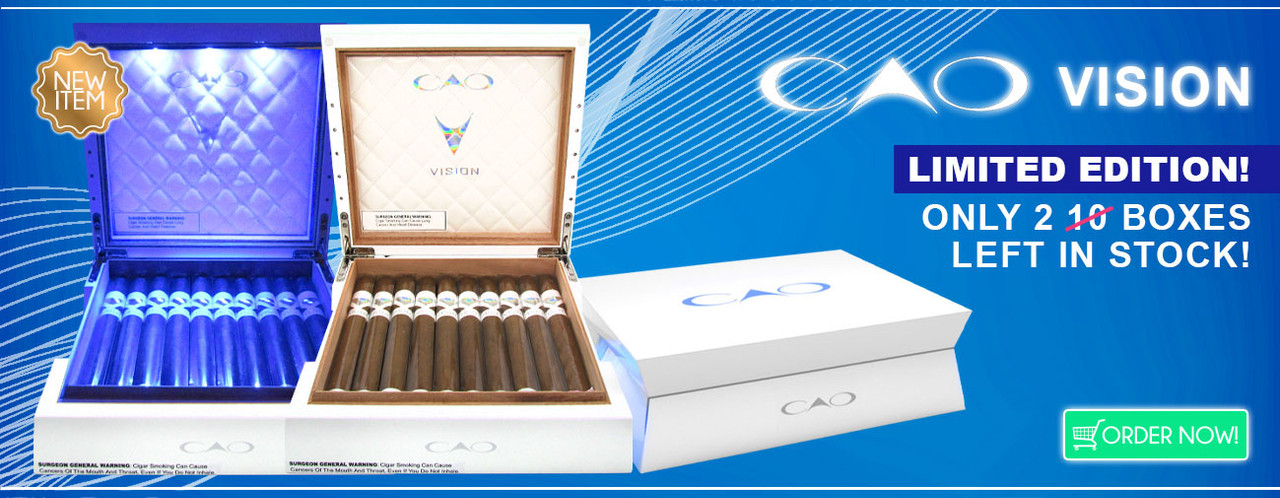 NEW ITEM! CAO Vision *LIMITED EDITION!
