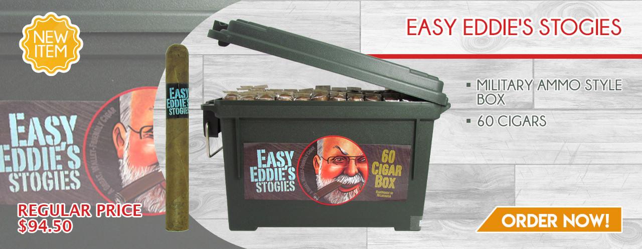 New Item! Easy Eddie's Stogies