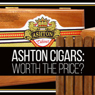 Ashton Cigars: Worth the price? Or Overpriced?