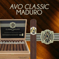 Review of Avo Classic Maduro