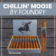 Review of Chillin' Moose by Foundry Tobacco Company
