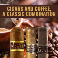 Cigars and Coffee, a Classic Combination