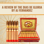 The All New Dias de Gloria by AJ Fernandez