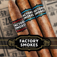 ​Factory Smokes by Drew Estate