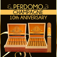 Perdomo 10th Anniversary Champagne, A Decadent Affair