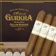 Gurkha Cellar Reserve 21 Years Review