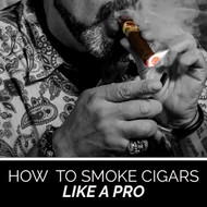 How to Smoke Cigars Like a Pro