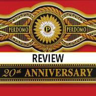 Perdomo 20th Anniversary Sun Grown Review