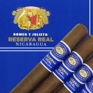 Romeo Y Julieta Reserva Real Nicaragua Review