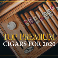Top Premium Cigars of 2020