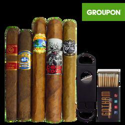 GROUPON DEALS   Gotham Cigars