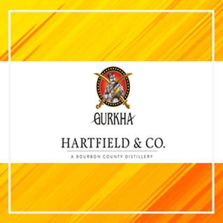 Gurkha Bourbon Collection Cigars