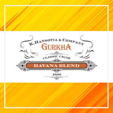 Gurkha Classic Havana Blend Cigars