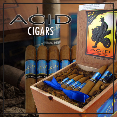 ACID Cigars, Not Your Typical Flavored Smoke