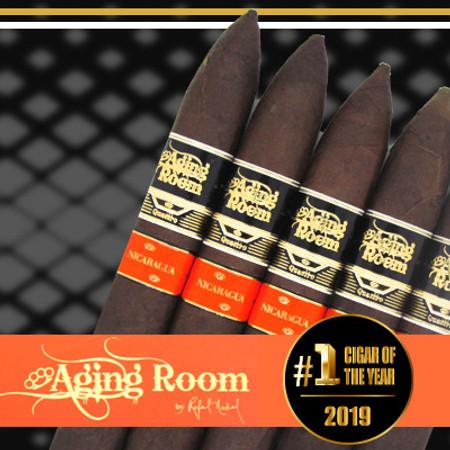 Aging Room Quattro Nicaragua Maestro Review