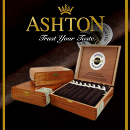 Ashton Aged Maduro Cigars, A Captivating Masterpiece