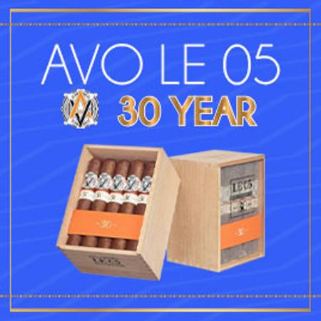 The AVO LE05 30 Year