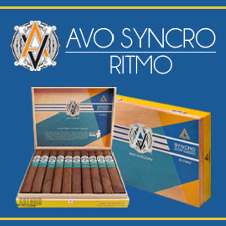 AVO Syncro Ritmo, A Cigar Made for Aficionados