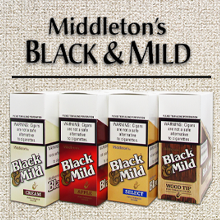 Black and Mild Cigars are Number 1 in the US!